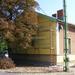 Megkezdődött a felvételi épület külső szigetelése, festése, GySE