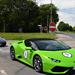 Lamborghini Huracán Spyder -- Gallardo Superleggera