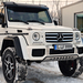 Mercedes-Benz G800 4x4²