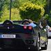 Ferrari F430 Spider -- BMW M4 Cabrio