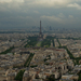 Párizsi panoráma-részlet a Montparnasse-toronyból