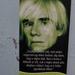 "Andy Warhol ""bőlcselete""..."