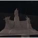 Az Országház elé készített szobor