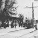 A H-vonal kocsija Nagyicce állomáson