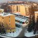 Téli reggel a kőrengetegben