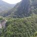 Belátás a Vargyas-szurdokba a Belvedere -point 2-ről