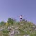 Sztárfotó a Kőmező tetején