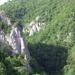 Rálátás a Vargyas szorosra az Almási barlangból