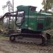 IMG 0079 Osztrák fakitermelő gép