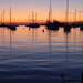 194 Csendes este a kikötőben