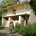 466 Baktakék, Ilkaháza, volt turistaház