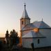 077 Alsócéce református és katolikus temploma