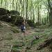 205 Kemence-kő a Puskás-patak völgyében