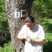 246 Pecsét tisztítás az Eszkála erdészháznál 2009-ben