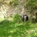 355 Bózsva riolittufa sziklákba vájt pincéi