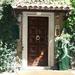 Itt tessék kopogtatni :-) (Via Appia Antica 81. :-))