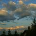 Hajnali felhők
