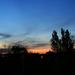 Alkony a Balaton felett