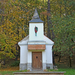 Körtvélyespusztai kápolna