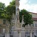 Szentháromság-szobor - III Szentlélek tér