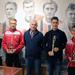 KLTE-díjak átadása a Kispesti Futballházban