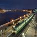 Retró fényezésű M.IXA a Lágymányosi hídnál