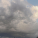 baljós felhők