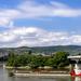 Budai hegység az Árpád híddal