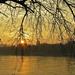 párás naplemente
