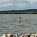 vízpróba, Velencei tó - Gárdony strand