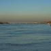 széles a Duna - meglepődtem, milyen magasan van a víz