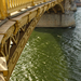 szélborzolta Duna vize