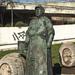 borárus szobor a Boráros téren