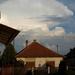 tavalyi felhő Csenger felett