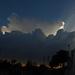 tavaszi felhőjátékok