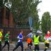 Maraton - kanyarodás az Árpád hídra