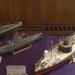 U16 tengeralattjáró és a Leitha monitor M=1:200