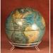 A Kartográfiai Vállalat szétszedhető földgömbje (1986)
