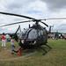 Repülőnap 2010 - MBB Bo 105 P1 M helikopter