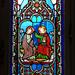 Ólomüveg ablak 1413