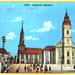 1903 - Kubínyi tér - Kubínyiho námestie v Lučenci