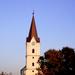 Téglás Református templom