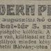 ErzsebetTer3-1913Julius-AzEstHirdetes