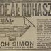 Ruhaszarito-1913Julius-AzEstHirdetes