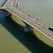 Duna parti égi séta IV. Papírsárkányos légifotó
