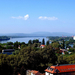 Esztergom: látkép a Dunával