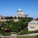Esztergom: a Bazilika a várral