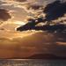 Badacsony naplementében