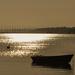 Reggeli fények csónakkal