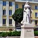Erzsébet királynő szobra